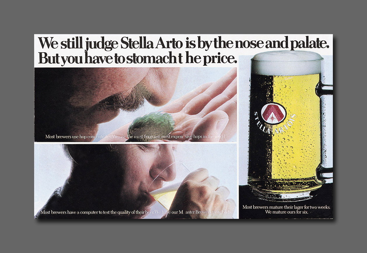 Magazine - Stella Artois - We-still-judge-Stella